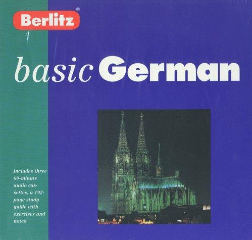 Berlitz basic German from Brand: Berlitz Guides