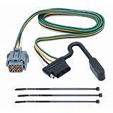 Tekonsha 118263 4-Flat Tow Harness Wiring Package