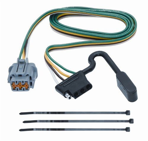 tow-ready-118263-replacement-oem-tow-package-wiring-harness-4-flat-for-2005-2012-nissan-frontier-pat