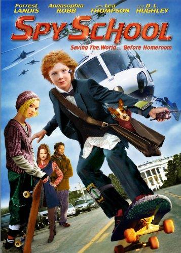 Spy Boarding-school
