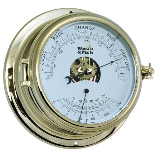 Brass Weather Instruments - 7
