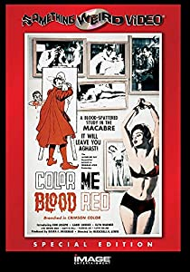 Color Me Blood Red from IMAGE ENTERTAINMENT