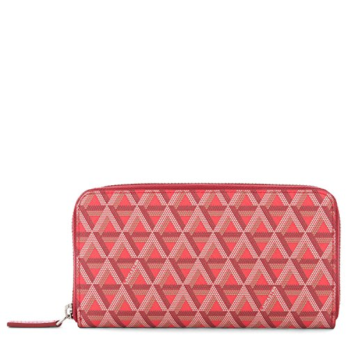lancaster-paris-womens-11802rouge-red-cotton-wallet