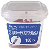 ELPA insulating sleeve 1.25 100P