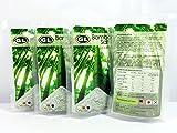 Gl Bamboo Salt 4 Packs Organic Premier Cooking Bamboo Salt Alkaline Antioxidant Rosted 3 Times
