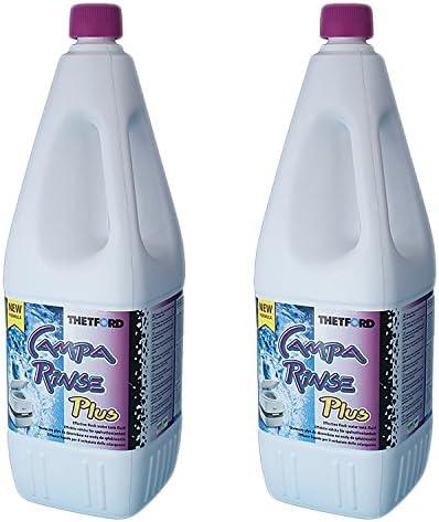 Thetford - Juego de 2 lavabos para campana extractora, 2 l: Amazon.es: Coche y moto