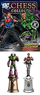 DC Chess Figure & Collector Magazine Special #3: Superman & Lex Luthor
