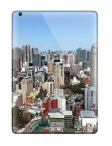 High-quality Durability Case For Ipad Air(tokyo City )