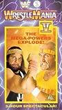 WWF: Wrestlemania 5 [VHS] [1989]