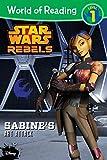 World of Reading Star Wars Rebels: Sabine's Art Attack: Level 1