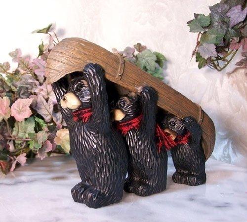 Northwood Canoe Bears (Northwood bears canoe trip)