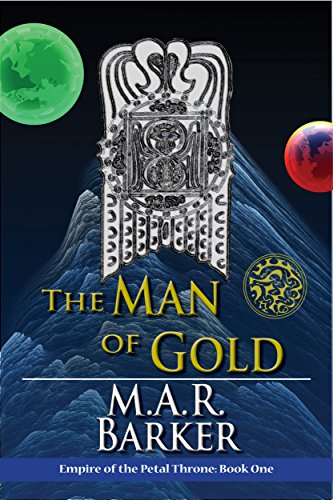The Man of Gold (Empire of the Petal Throne Book - Man Mas
