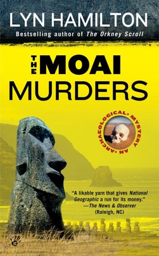 full lara mcclintoch archeological mystery book series by