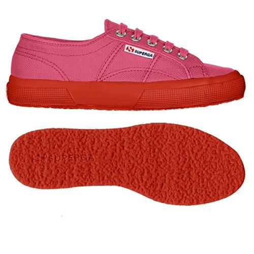 Red Sneakers Adulto Unisex fred Superga Cotu 2750 Classic Azalea xCwtxqvYn