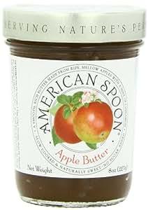 American Spoon Fruit Butter, Apple, 9.0 Ounce