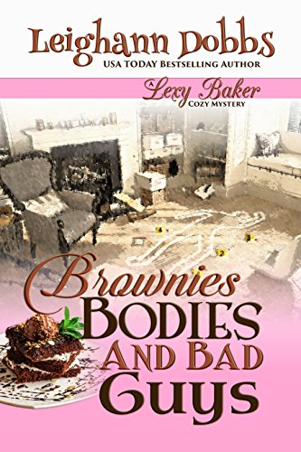 Brownies, Bodies and Bad Guys (Lexy Baker Cozy Mystery Series Book - Official Girl Brownie