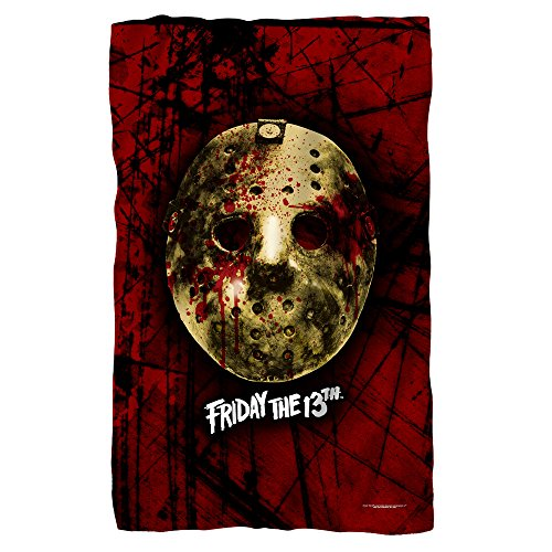 Friday The 13th Jason Voorhees Slasher Movie Bloody Mask Pol