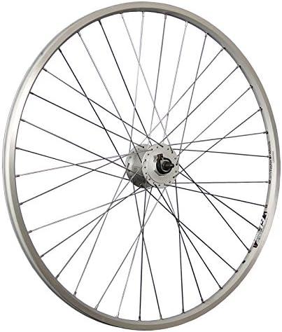 Taylor-Wheels 28 Pulgadas Rueda Delantera Bici ZAC19 Dinamo buje ...