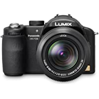 Panasonic Lumix DMC-FZ30K 8MP Digital Camera with 12x Image Stabilized Optical Zoom (Black) (OLD MODEL)
