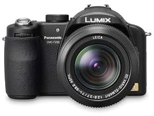 Panasonic Lumix DMC-FZ30K 8MP Digital Camera with 12x Image Stabilized Optical Zoom (Black) (OLD MODEL)