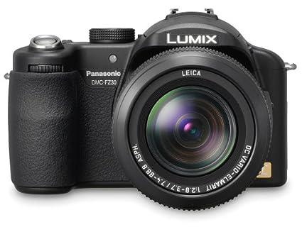 amazon com panasonic lumix dmc fz30k 8mp digital camera with 12x rh amazon com