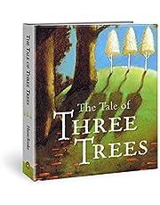 Tale Of Three Trees ( Board Book )