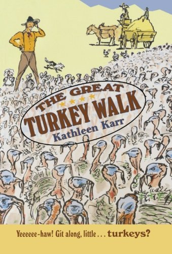 The Great Turkey Walk