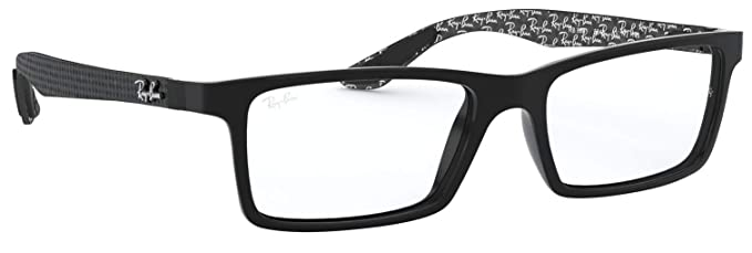 4bba958ae5 Image Unavailable. Image not available for. Color  Ray-Ban RX-8901 Carbon  Fibre Eyeglasses ...