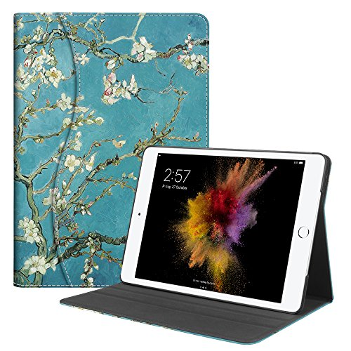 Fintie iPad 9.7 2018/2017, iPad Air 2, iPad Air Case -  PU L