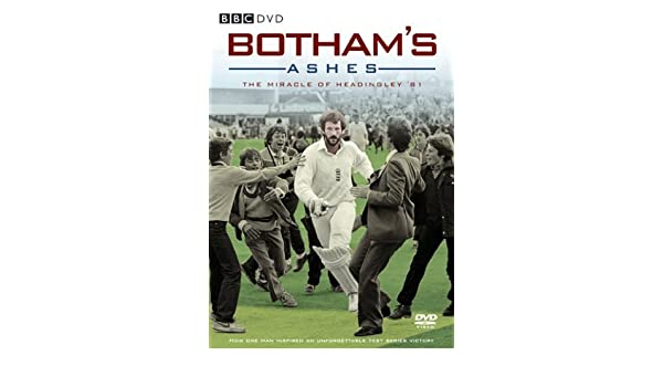Bothams Ashes - The Miracle Of Headingley 81 1981 DVD: Amazon.es ...