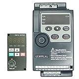 GEARFLAG Inverter VFD Drive 1.5KW 220V 2HP Variable