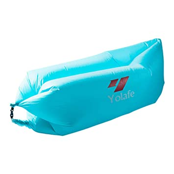 CAMPERS Sofa Hinchable, Tumbona Hinchable Sofá Inflable Aire ...