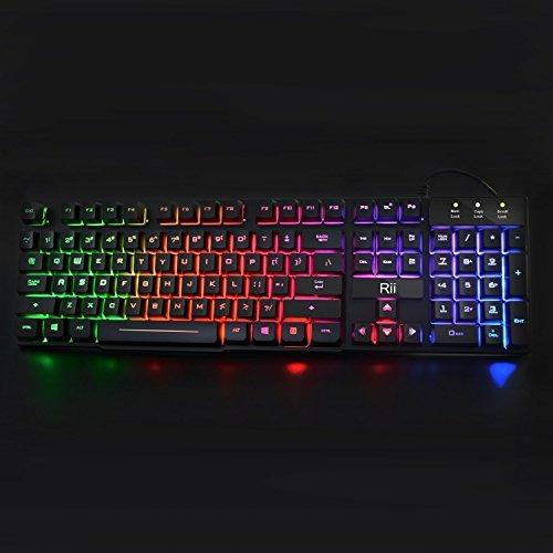 51YPID0kpAL - Rainbow Keyboard LED