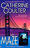 Front cover for the book The Maze by Catherine Coulter