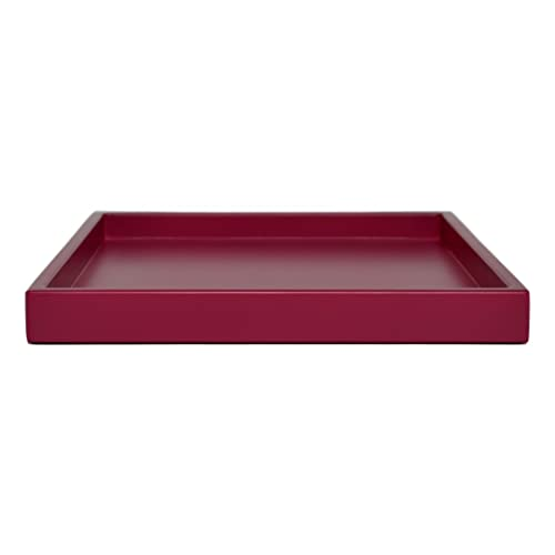 Tremendous Amazon Com Large Coffee Table Ottoman Tray Raspberry Pink Ncnpc Chair Design For Home Ncnpcorg