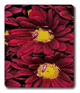 gaming pad Red Flowerss PC Custom Mouse Pads / Mouse Mats Case Cover by Maris's Diary