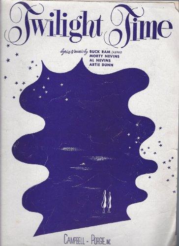 Twilight Time (Sheet Music)