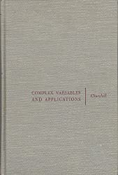 Complex Variables and Applications, Second Edition by Ruel V. Churchill (1960-12-23)