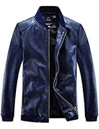 Men's Fashion Leather Jacket