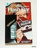 Sylvania Blue Dot Flash Bar, 10 Guarenteed Flashes with Flash indicators