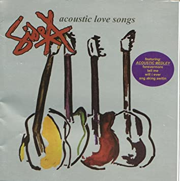 Side a acoustic love songs