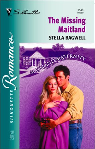 book cover of The Missing Maitland