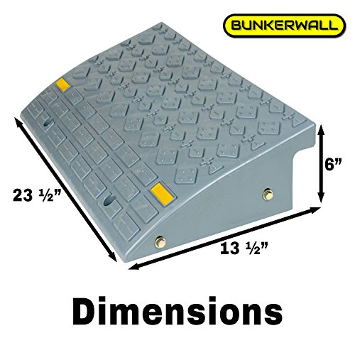 set-of-two-large-6-inch-tall-curb-ramps-durable-multipurpose-ramp-set-for-your-car-truck-wheelchair-cart-or-handtruck