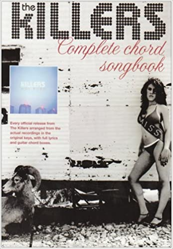 The Killers (Complete Chord Songbook): Amazon.co.uk: Killers: Books