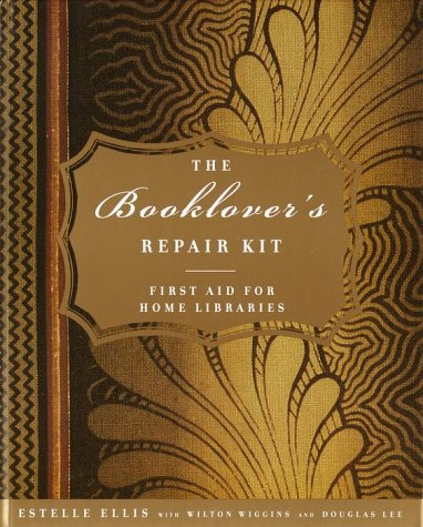 Download The Booklover's Repair Kit: First Aid for Home Libraries pdf epub