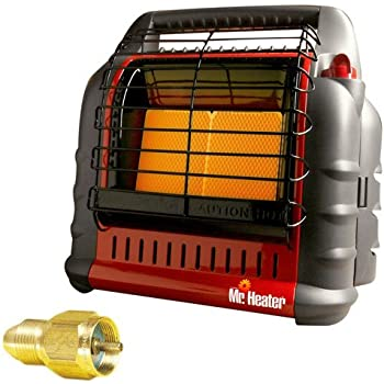 Amazon Com Mr Heater Mh18b California Approved Quot Big