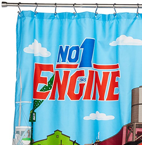 Thomas The Tank EngineFun Shower Curtain Amazonca Home Kitchen