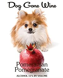 Honeywood Winery Pomeranian Pomegranate