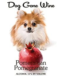 NV Honeywood Winery Pomeranian Pomegranate Fruit Wine 750 mL