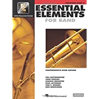 Essential Elements with EEI: Book 2 (Trombone)